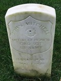 Image for John Mitchell - San Francisco National Cemetery