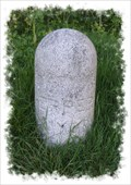Image for Dover Boundary Marker Stone - Castle Hill Road, Dover, Kent.