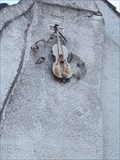 Image for Guitar Sculpture, Hurworth, England