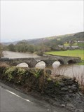 Image for Carrog Bridge, Carrog, Denbighshire, Wales, UK
