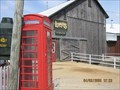 Image for Lehman's Hardware Amish Phone Booth