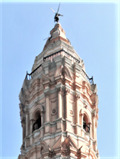 Image for Bell Tower - Basilica and Convent of Santo Domingo - Lima, Peru