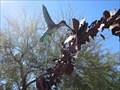 Image for Hummingbird Arch - Desert Breeze Park - Chandler, Arizona
