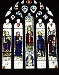 Image for The Windows of Yelverton Church, Devon UK