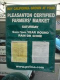 Image for Farmers Market, Pleasanton California