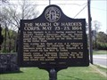 Image for The March of Hardee's Corps, May 23-25, 1864 - GHM 110-16 - Paulding Co., GA