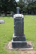 Image for Allen F. Davis -- Rose Hill Cemetery, Hope AR
