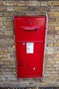 Image for Victorian Post Box - Grove Street, London, UK