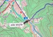 """Image for """"You are here"""" Zaustení VT Mazák do VT Ostravice, Ostravice, Czech republic"""