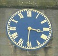 Image for Clock, St Mary the Virgin, Ross-on-Wye, Herefordshire, England