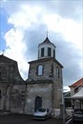 Image for Le Clocher de l'Église Saint-Étienne - Le Marin, Martinique