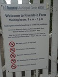 Image for Riverdale Farm  -  Toronto, Ontario