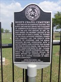 Image for Reed's Chapel Cemetery