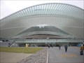Image for Liège-Guillemins (Main trainstation) - Liege/ Belgium/EU
