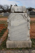 Image for Mary Emma Bolinger - Oakwood Cemetery - Cisco, TX
