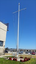 Image for Flagpole at the Air Naval Museum - Alameda, CA