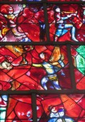 Image for The Chagall Window - Chichester Cathedral, West Sussex, UK.