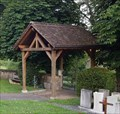 Image for Municipal Cemetery Lychgate - Lampenberg, BL, Switzerland