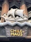 Image for Hamburg-Wappen am Chile-Haus - Hamburg, Germany