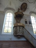 Image for Pulpit, Sts. Philip and James - Schoppernau, Vorarlberg