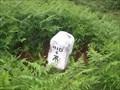 "Image for Milestone  near ""White House""  on  B6282  to Woodland, County Durham"