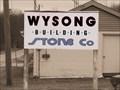 Image for Wysong Stone Company- Lewisburg, Ohio