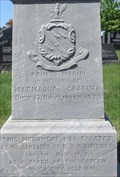 Image for FIRST - member of the North West Mounted Police to be killed while on duty - Ottawa, Ontario