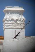 Image for 'Peacock' chimney, Albufeira, Portugal.