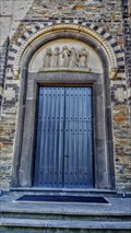 Image for Doorways at St. Arnulf Church - Nickenich, Rhineland-Palatinate (RLP), Germany