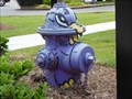 Image for Freddy Falcon Hydrant - Montevallo, AL