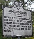 Image for Amherst County/Rockbridge County