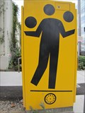Image for Man Juggling on Balance Board - Emeryville, CA