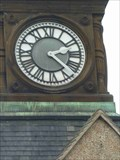 Image for Town Hall Clock, Evesham, Worcestershire, England
