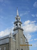 Image for Bell Tower, Catholic Church, La Patrie, Quebec