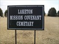 Image for Laketon Mission Covenent Cemetery, Arlington, South Dakota