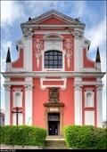 Image for Church of the Most Holy Trinity / Kostel Nejsvetejší Trojice - Klášterec nad Ohrí (North-West Bohemia)