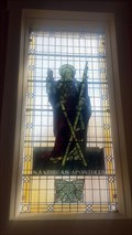Image for Stained Glass Windows - St Mary's RC church - Loughborough, Leicestershire
