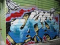 Image for Sparrow Street Graffiti - San Francisco, CA