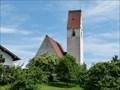 Image for Katholische Filialkirche St. Georg - Straßkirchen, Lk Rosenheim, Bavaria, Germany