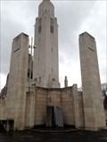 Image for Les pierres levées pour la Pologne - World War I Memorial - Liège - Belgique