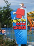 Image for Flying Ace Aerial Chase - Carowinds