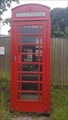 Image for Red Telephone Box - Tythby Road - Tythby, Nottinghamshire