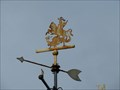 Image for George and Dragon weathervane - Princetown Smithy - Princetown, Devon