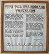 """We know this is not directly pony express related but these """"Tips for Stagecoach Travelers"""", written in 1877 are priceless and illustrate very well what traveling was like back then."""