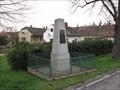 Image for World War Memorial - Kbelnice, Czech Republic