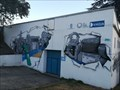 Image for Machines for workers of water - Ourense, Galicia, España