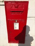 Image for Victorian Wall Post Box - Worthing, West Sussex, UK