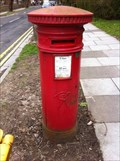 Image for Victorian Pillar Box - Ty-Gwyn Road, Cardiff, Wales, UK