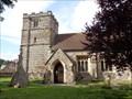 Image for St Johns' Churchyard - Spetisbury, Dorset, UK.