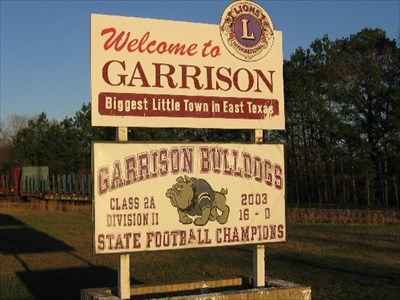 Dating garrison tx
